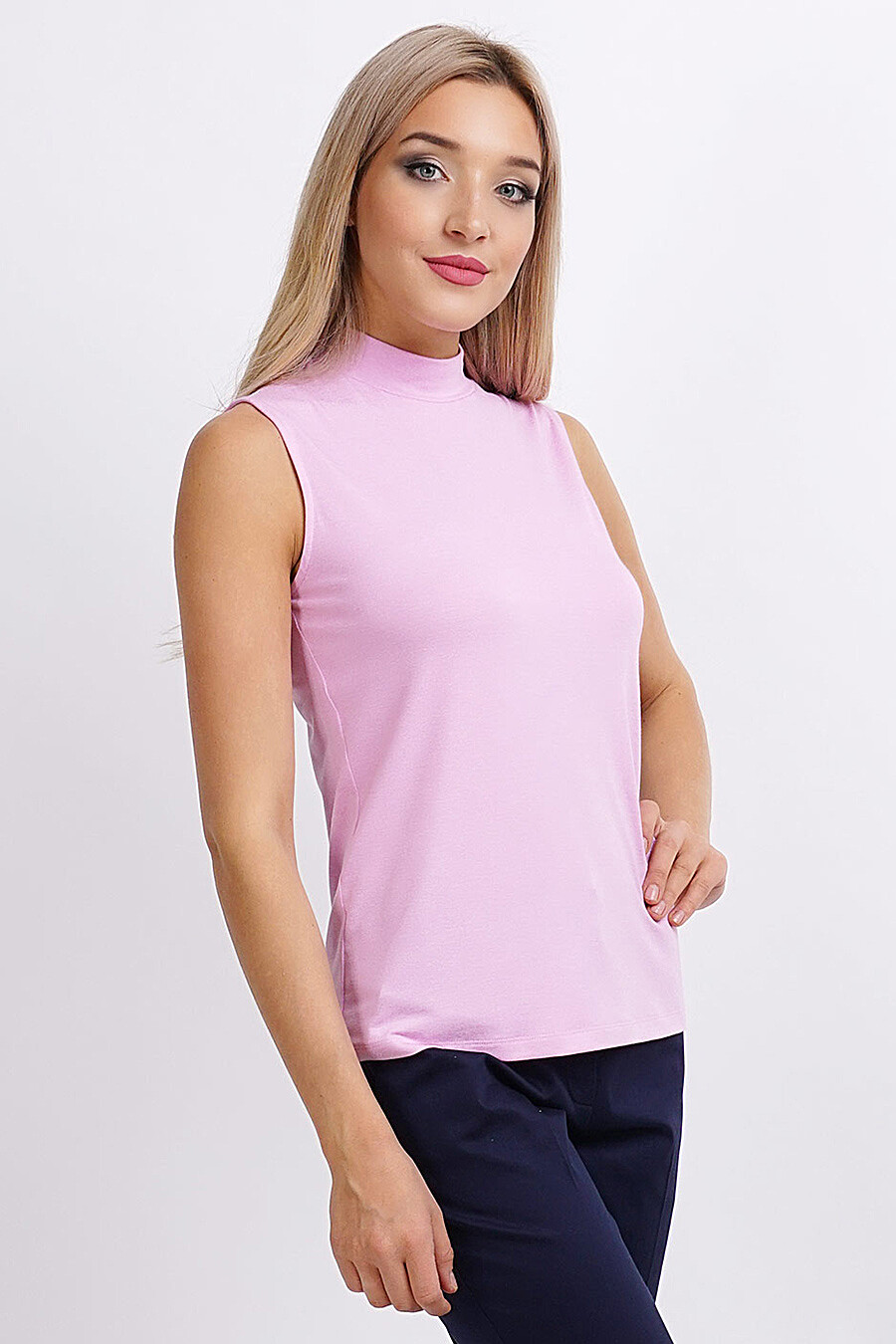 Топ для женщин CLEVER 155183 купить оптом от производителя. Совместная покупка женской одежды в OptMoyo