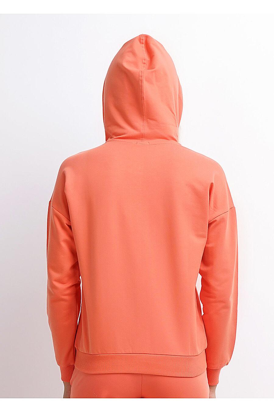 Толстовка для женщин CLEVER 155189 купить оптом от производителя. Совместная покупка женской одежды в OptMoyo