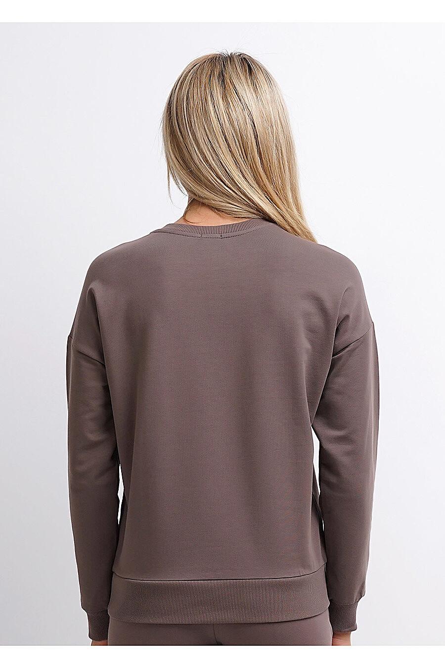 Толстовка для женщин CLEVER 155195 купить оптом от производителя. Совместная покупка женской одежды в OptMoyo