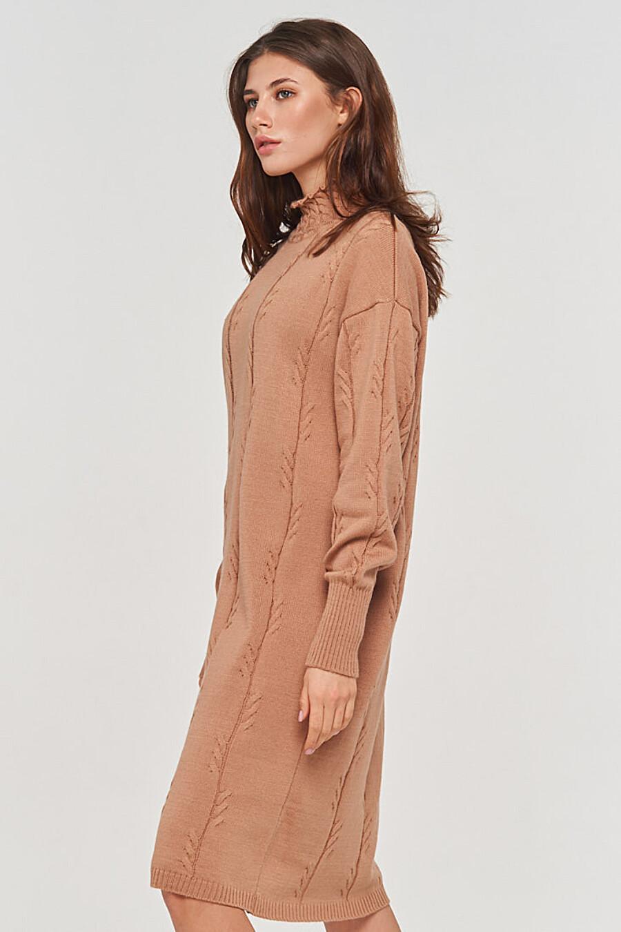 Платье для женщин VAY 155254 купить оптом от производителя. Совместная покупка женской одежды в OptMoyo