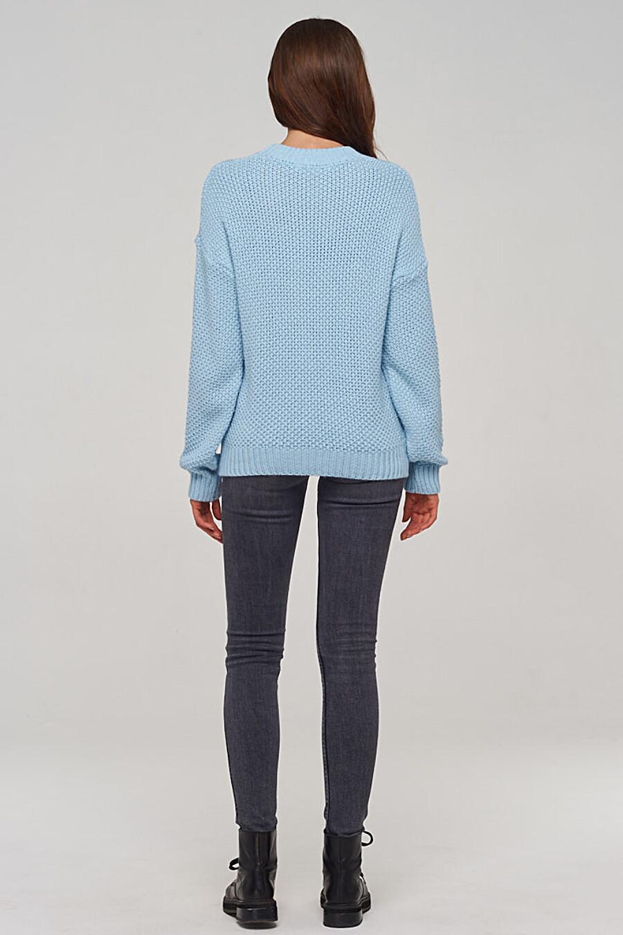 Джемпер для женщин VAY 155274 купить оптом от производителя. Совместная покупка женской одежды в OptMoyo