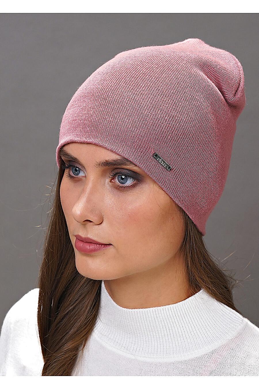 Шапка для женщин CLEVER 155408 купить оптом от производителя. Совместная покупка женской одежды в OptMoyo