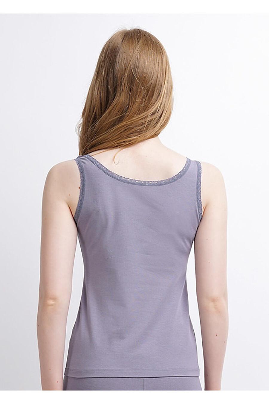 Майка для женщин CLEVER 155535 купить оптом от производителя. Совместная покупка женской одежды в OptMoyo