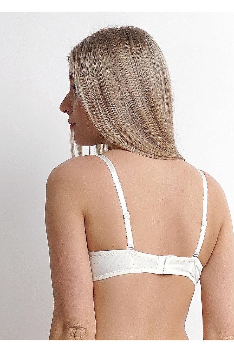 Бюстгальтер для женщин CLEVER 156296 купить оптом от производителя. Совместная покупка женской одежды в OptMoyo