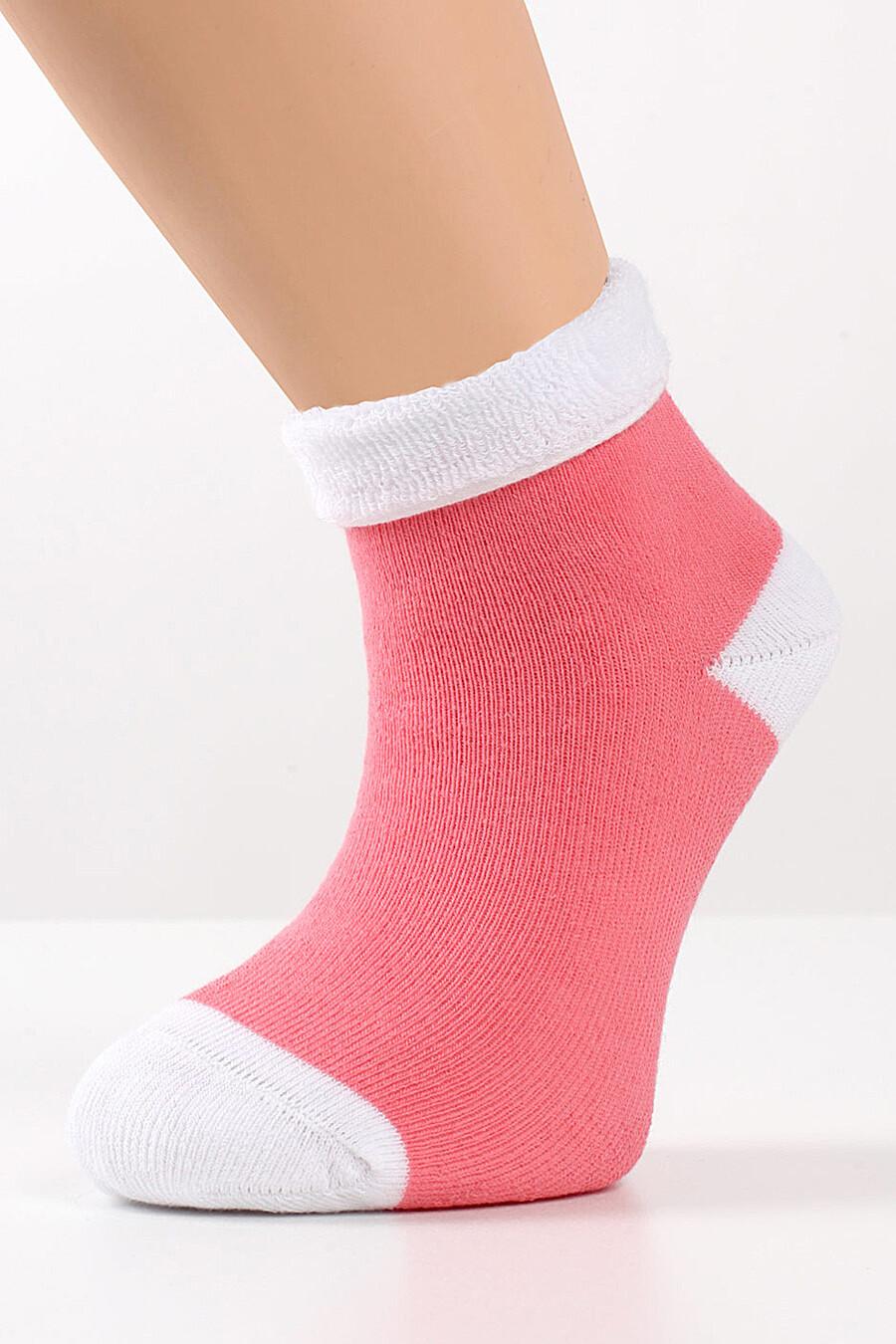 Носки для девочек CLEVER 156487 купить оптом от производителя. Совместная покупка детской одежды в OptMoyo