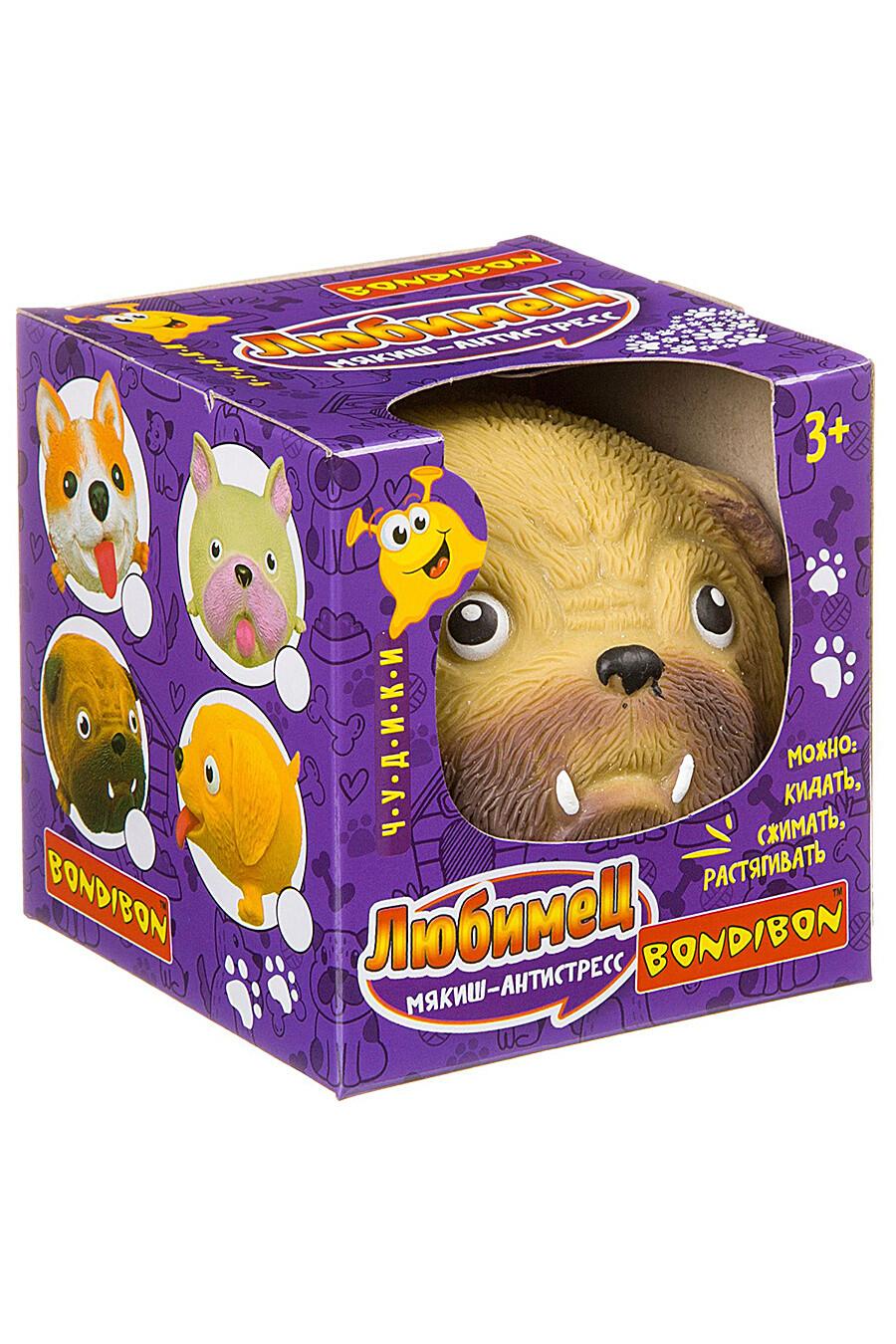 Мякиш-антистресс для детей BONDIBON 156951 купить оптом от производителя. Совместная покупка игрушек в OptMoyo