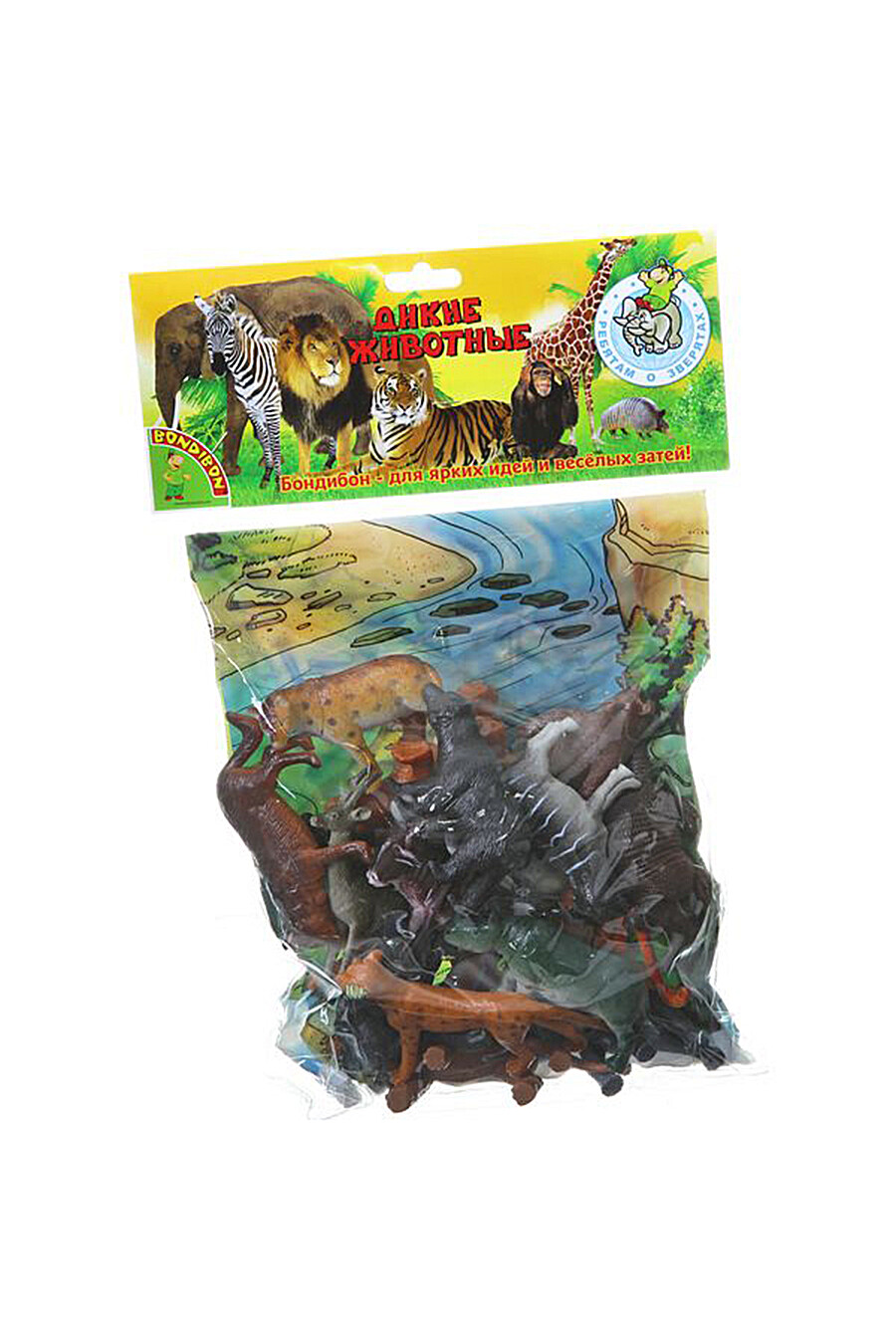 Набор игрушек для детей BONDIBON 157279 купить оптом от производителя. Совместная покупка игрушек в OptMoyo