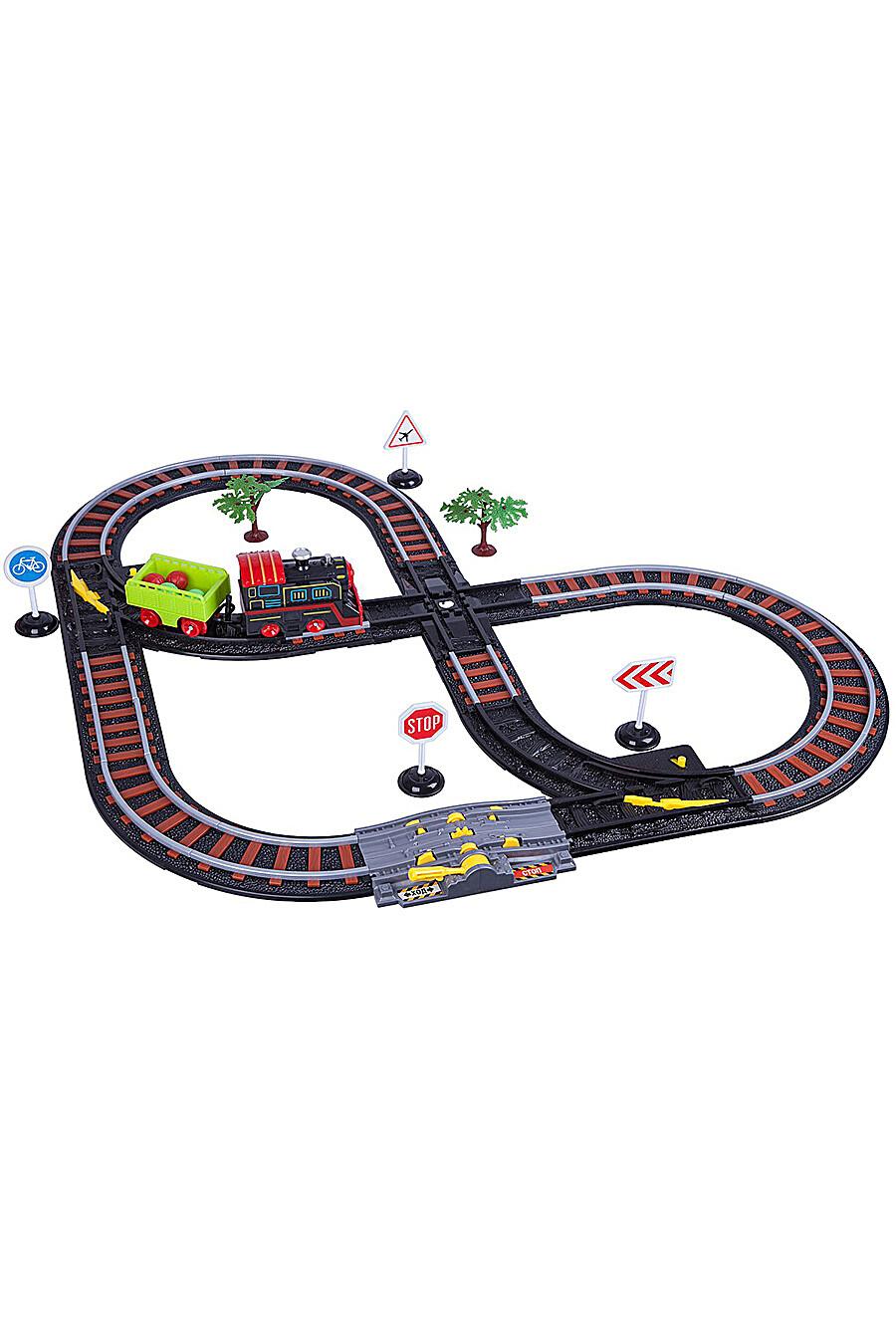 Железная дорога для детей BONDIBON 157324 купить оптом от производителя. Совместная покупка игрушек в OptMoyo