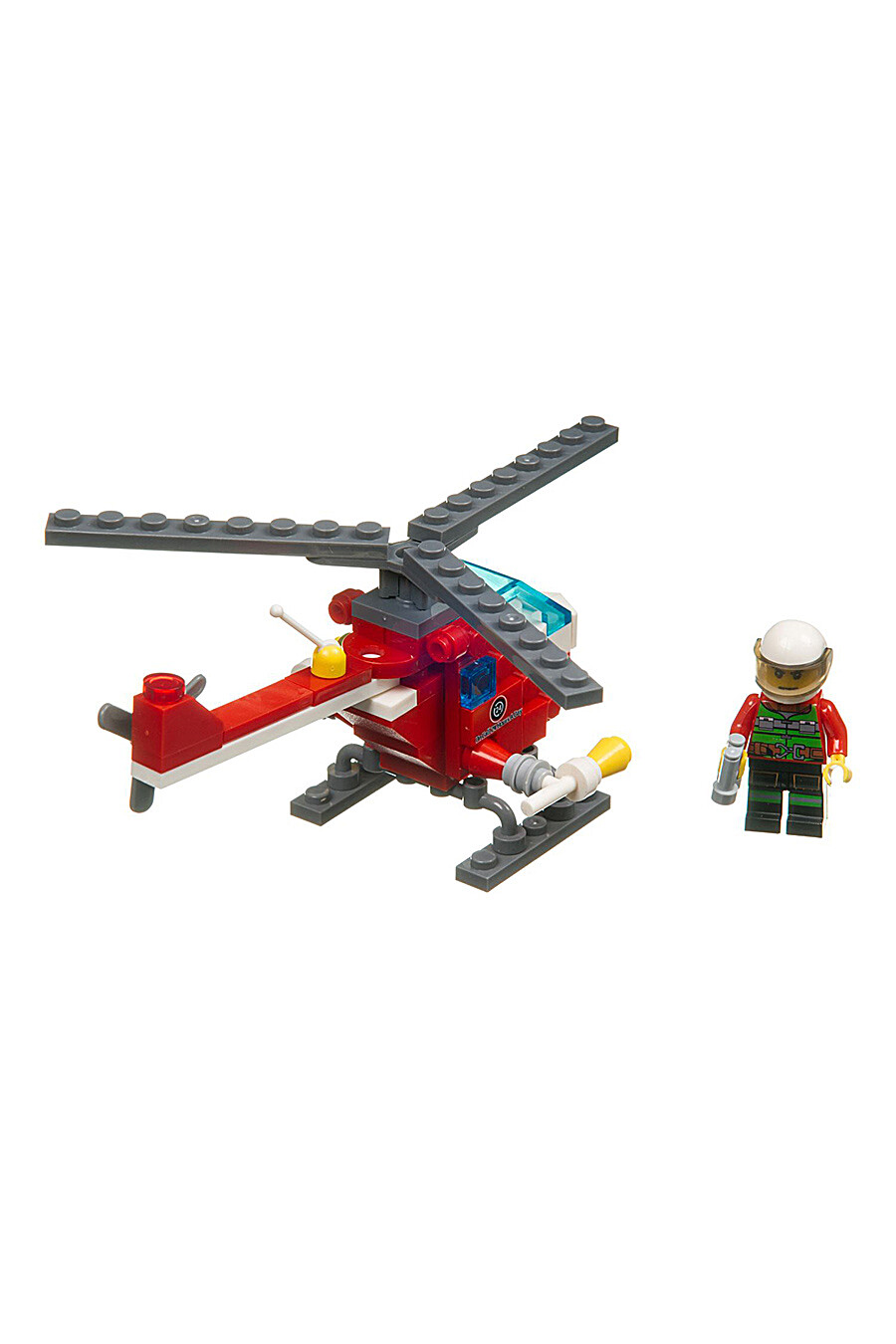 Конструктор для детей BONDIBON 157411 купить оптом от производителя. Совместная покупка игрушек в OptMoyo