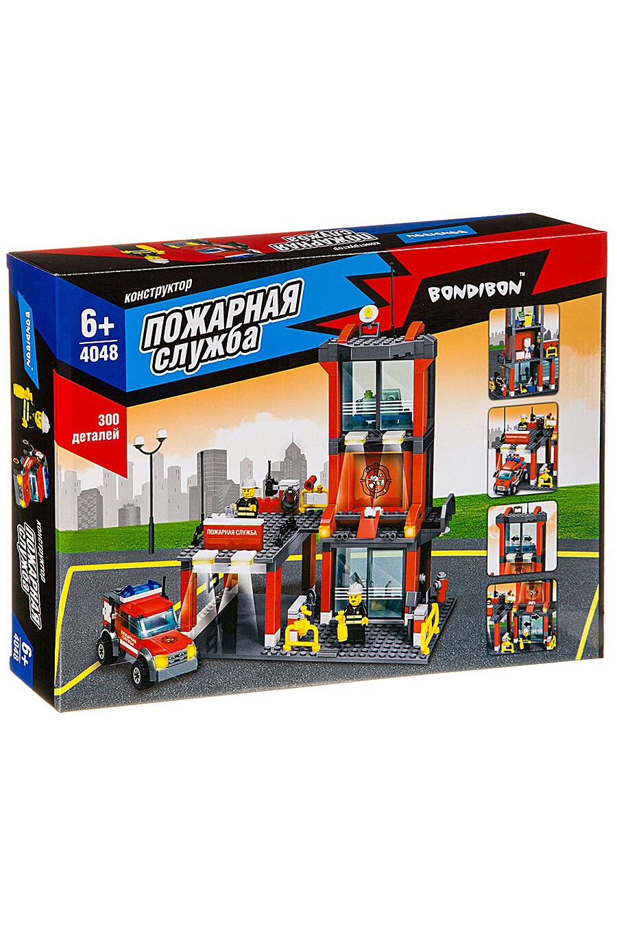 Конструктор для детей BONDIBON 157438 купить оптом от производителя. Совместная покупка игрушек в OptMoyo