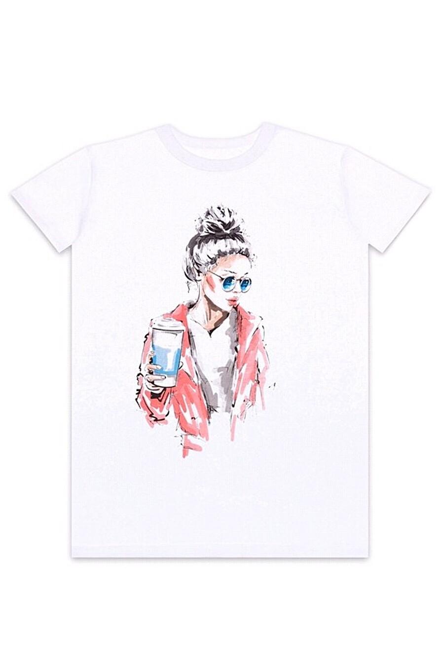 Футболка для женщин Archi 158462 купить оптом от производителя. Совместная покупка женской одежды в OptMoyo
