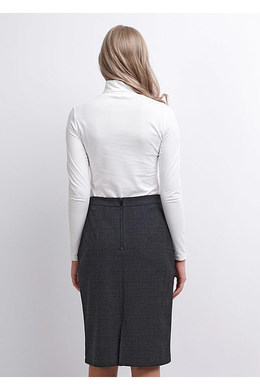 Юбка для женщин CLEVER 158773 купить оптом от производителя. Совместная покупка женской одежды в OptMoyo