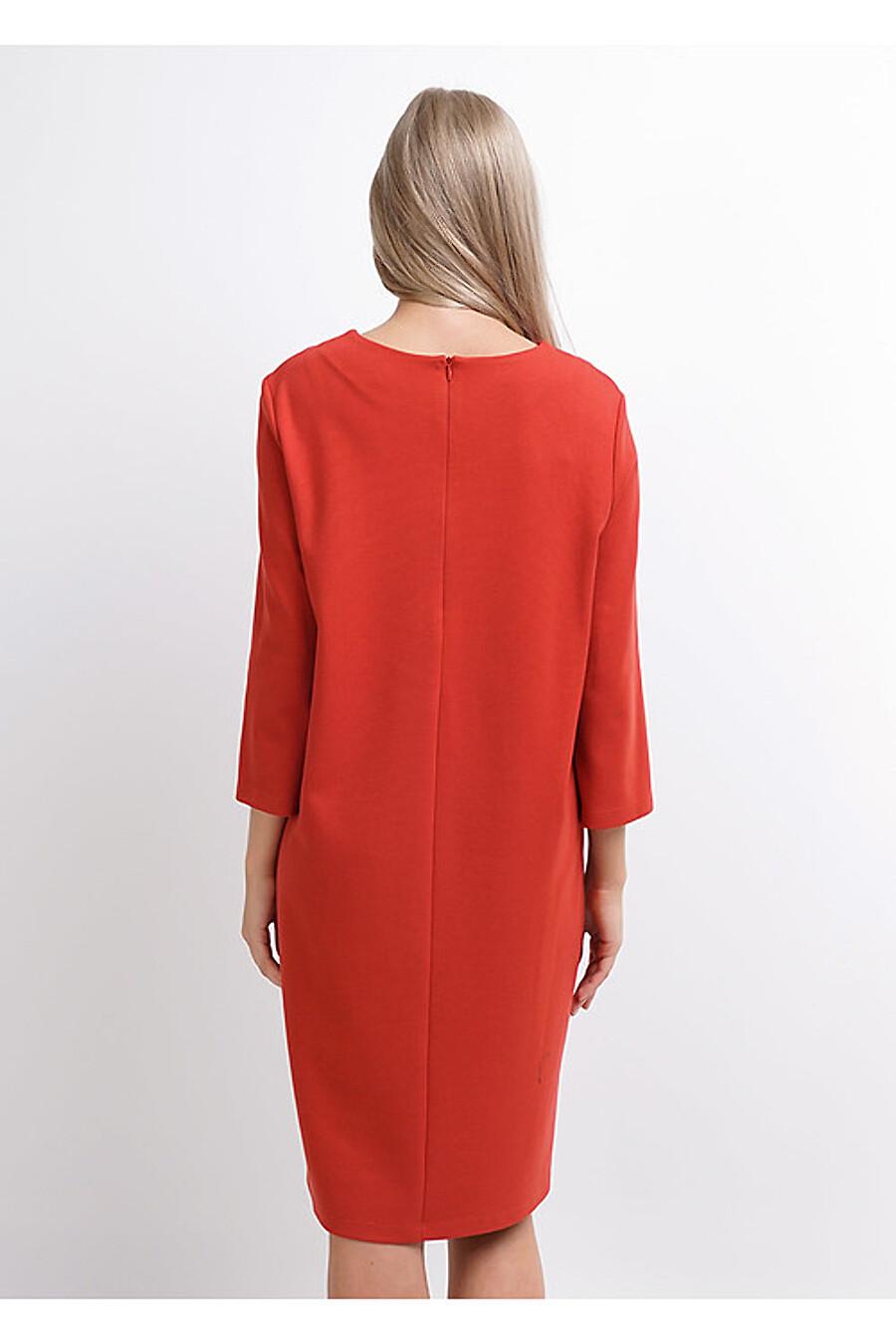Платье для женщин CLEVER 158808 купить оптом от производителя. Совместная покупка женской одежды в OptMoyo