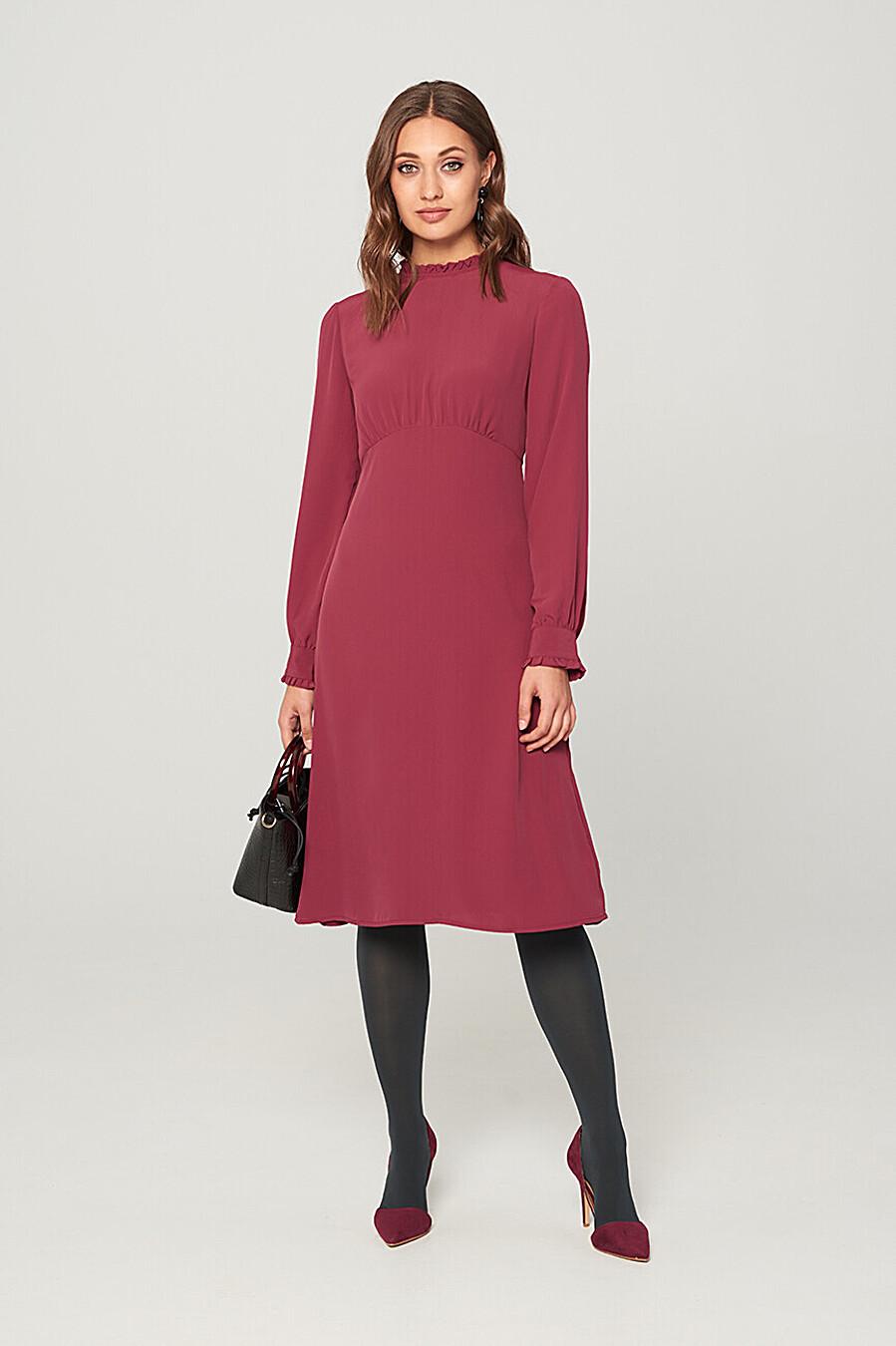 Платье для женщин VALKIRIA 158845 купить оптом от производителя. Совместная покупка женской одежды в OptMoyo