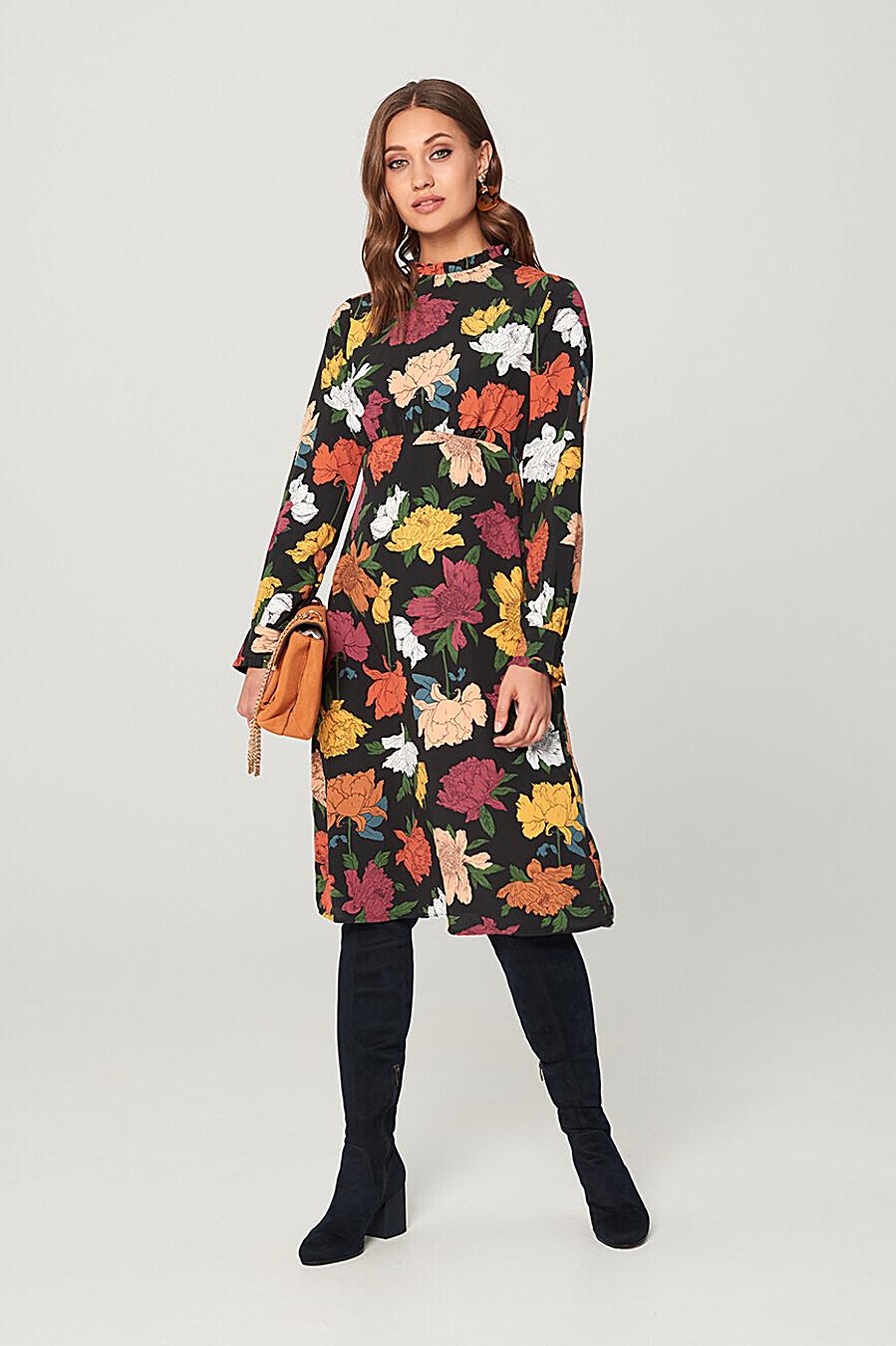 Платье для женщин VALKIRIA 158846 купить оптом от производителя. Совместная покупка женской одежды в OptMoyo