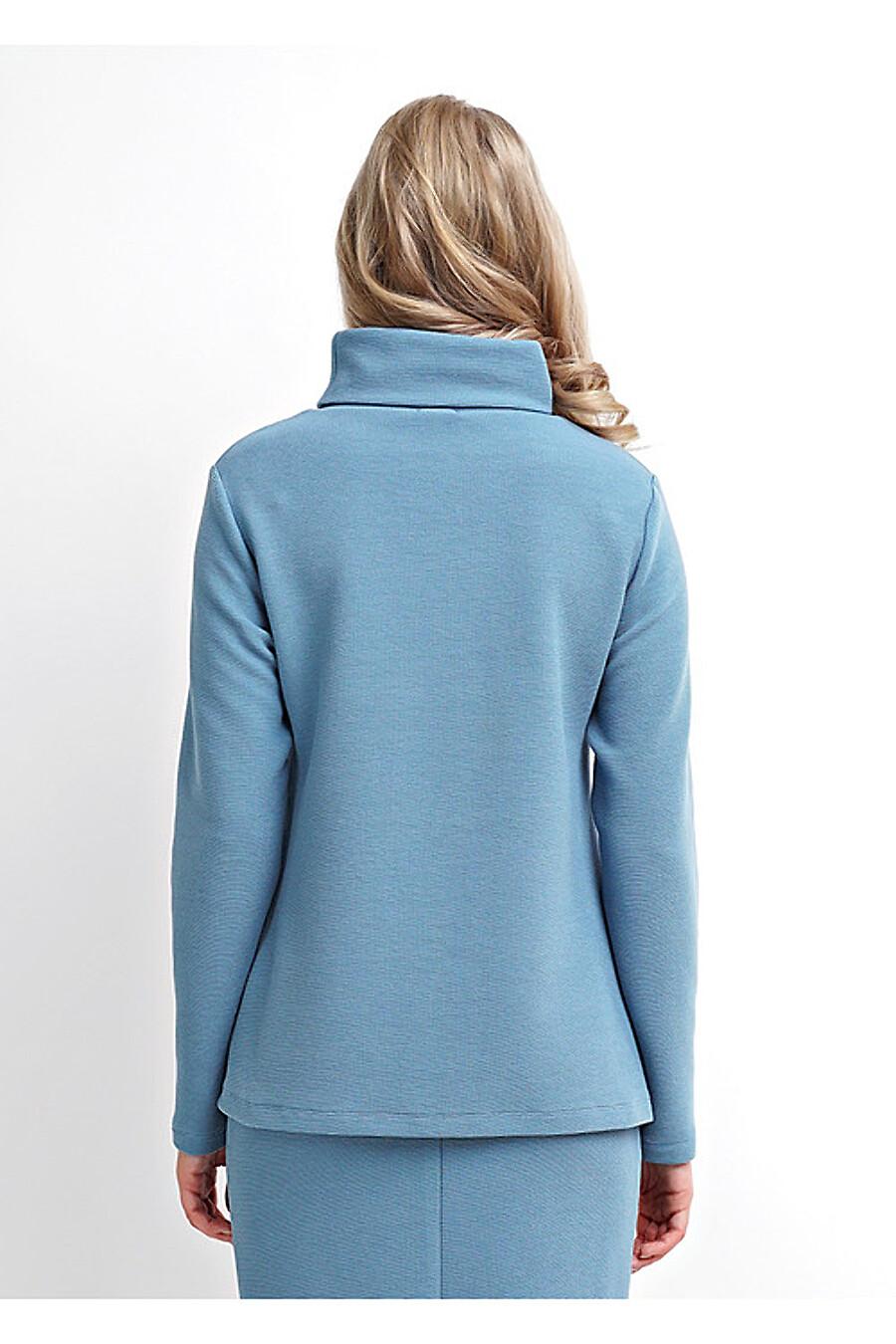 Водолазка для женщин CLEVER 159022 купить оптом от производителя. Совместная покупка женской одежды в OptMoyo