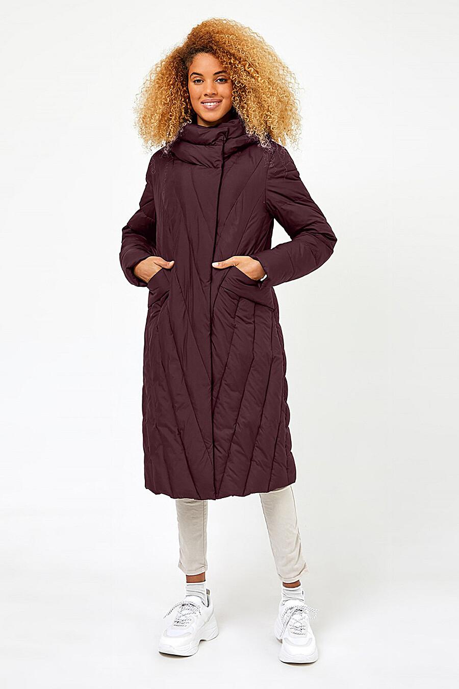 Пальто для женщин TOM FARR 159086 купить оптом от производителя. Совместная покупка женской одежды в OptMoyo