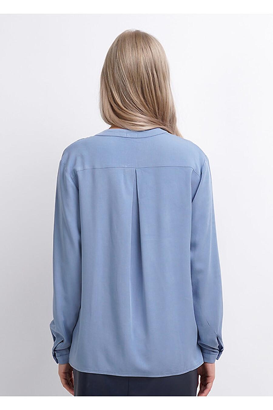 Блузка для женщин CLEVER 159110 купить оптом от производителя. Совместная покупка женской одежды в OptMoyo