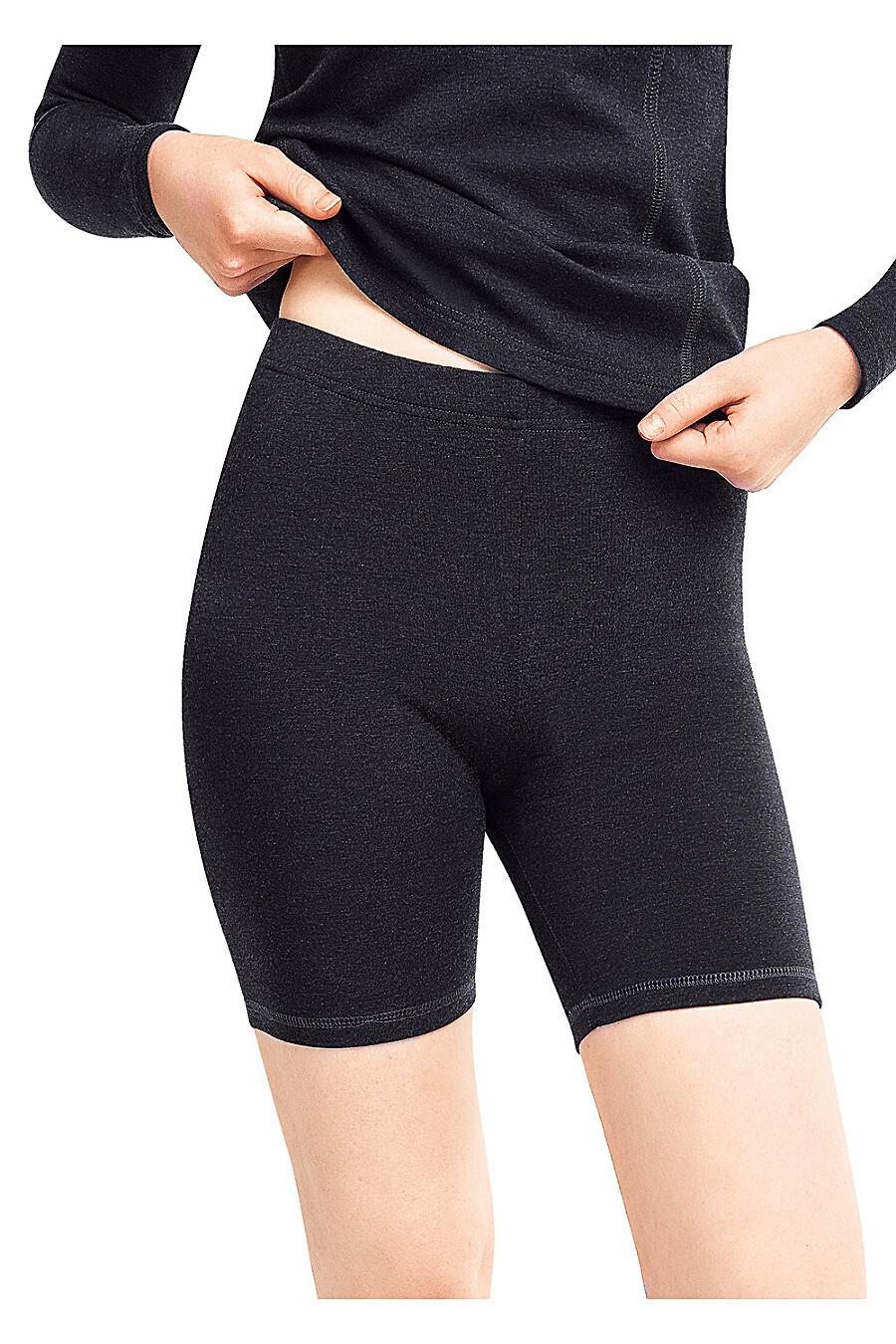 Шорты (Термобелье) для женщин CLEVER 159182 купить оптом от производителя. Совместная покупка женской одежды в OptMoyo