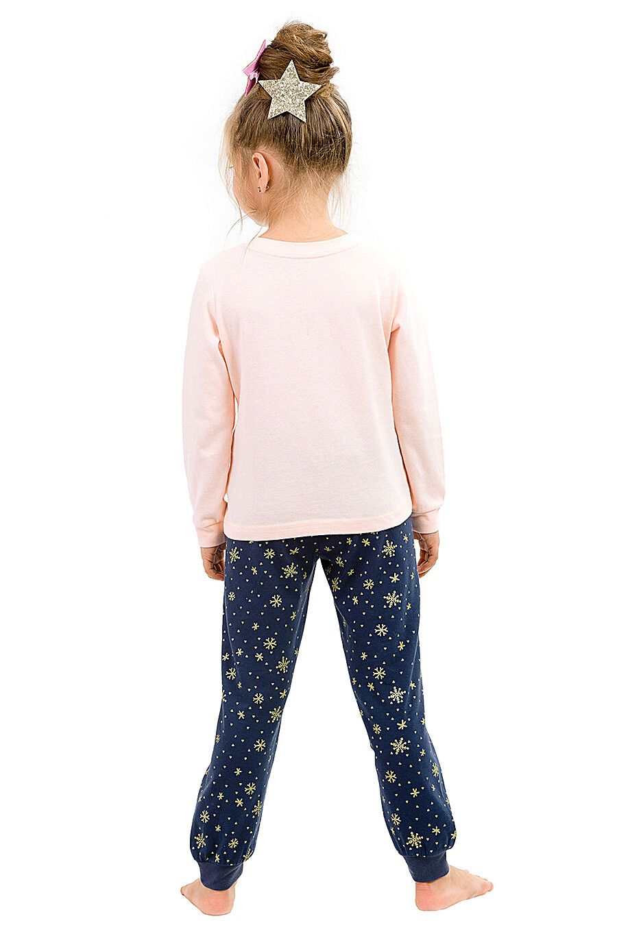 Пижама для девочек PELICAN 161311 купить оптом от производителя. Совместная покупка детской одежды в OptMoyo