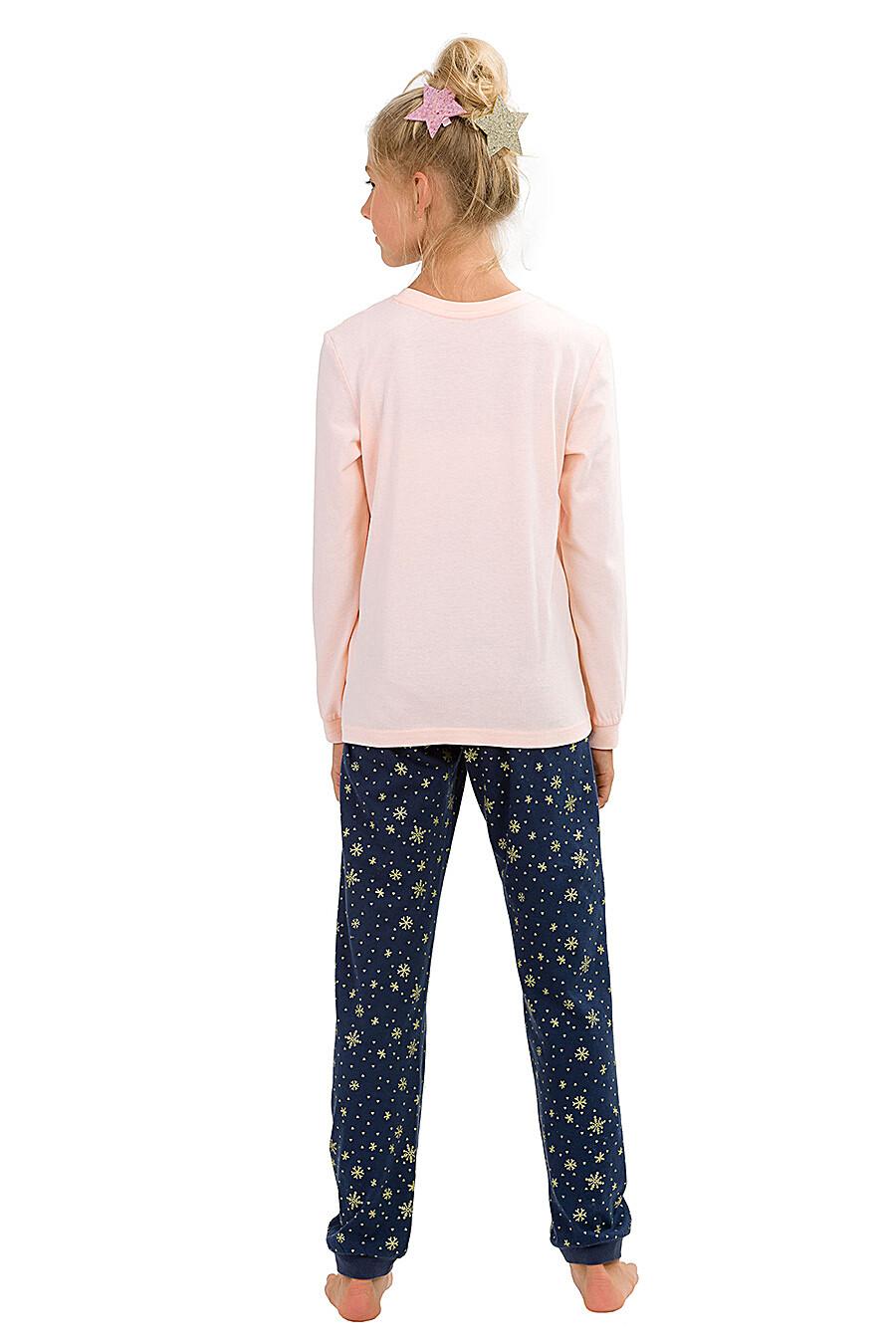 Пижама для девочек PELICAN 161316 купить оптом от производителя. Совместная покупка детской одежды в OptMoyo