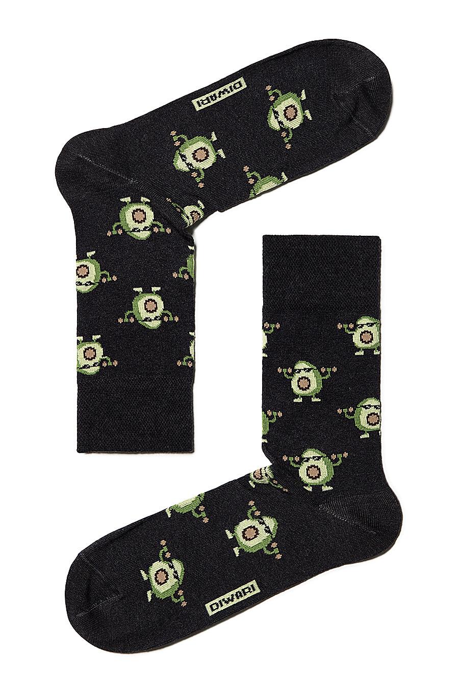 Носки для мужчин DIWARI 165305 купить оптом от производителя. Совместная покупка мужской одежды в OptMoyo