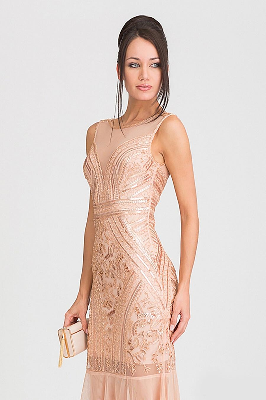 Платье для женщин JAN STEEN 165316 купить оптом от производителя. Совместная покупка женской одежды в OptMoyo