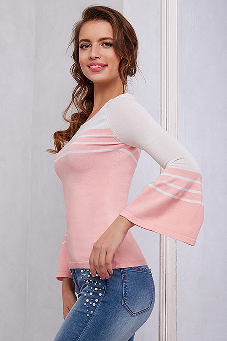 Джемпер для женщин VALKIRIA 168611 купить оптом от производителя. Совместная покупка женской одежды в OptMoyo