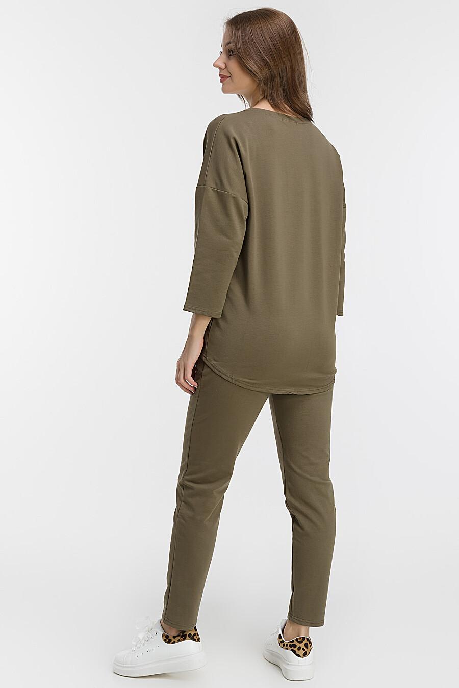 Костюм для женщин MODALIME 169458 купить оптом от производителя. Совместная покупка женской одежды в OptMoyo