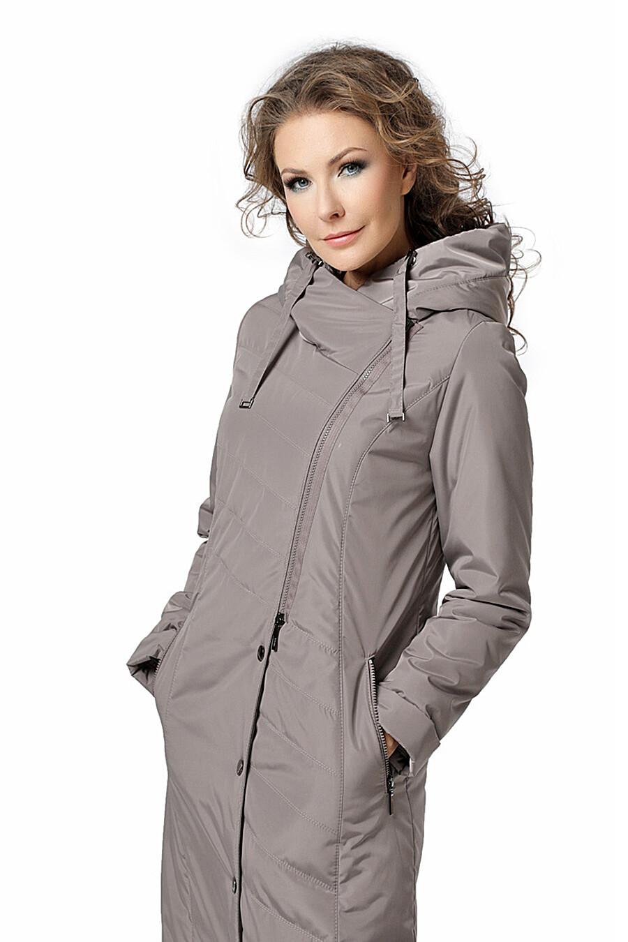 Плащ для женщин DIWAY 169596 купить оптом от производителя. Совместная покупка женской одежды в OptMoyo