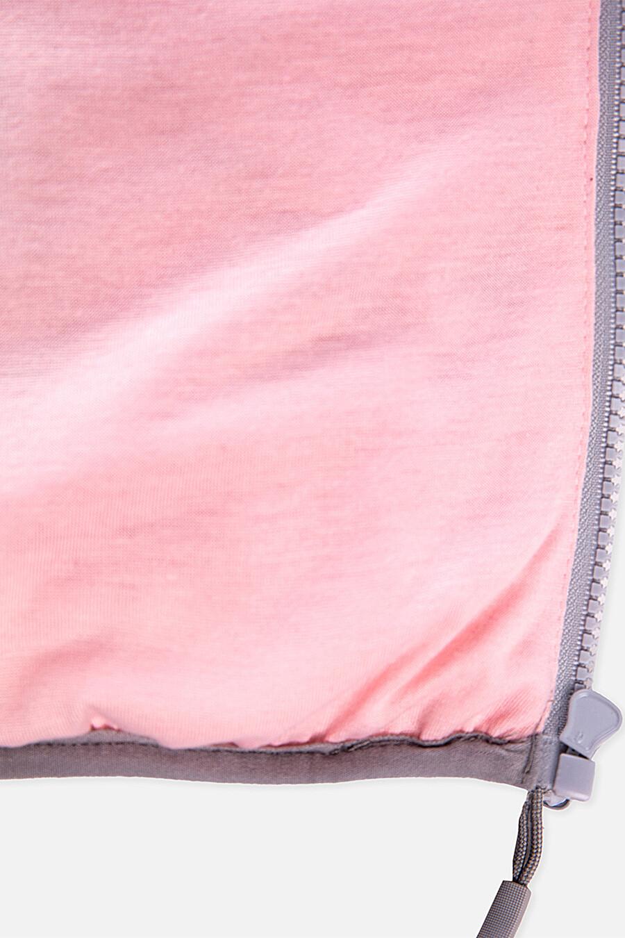 Куртка для девочек PLAYTODAY 172450 купить оптом от производителя. Совместная покупка детской одежды в OptMoyo