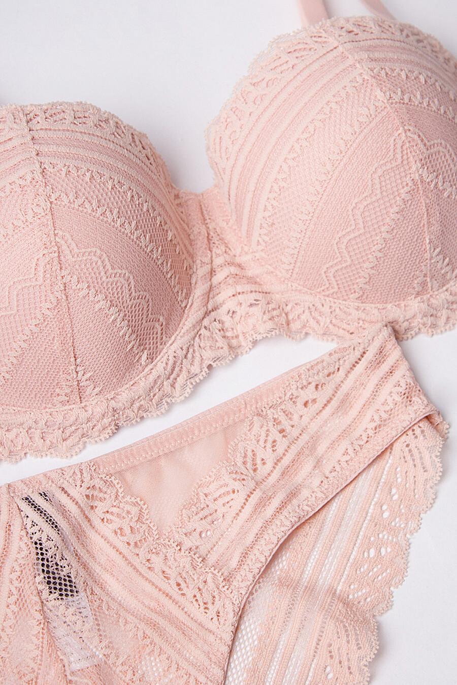 Комплект нижнего белья для женщин INDEFINI 175860 купить оптом от производителя. Совместная покупка женской одежды в OptMoyo