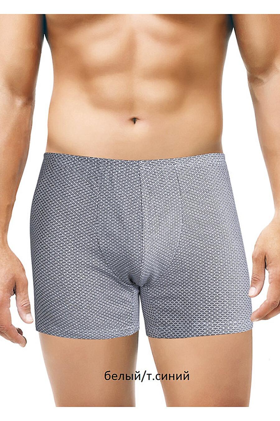 Трусы для мужчин CLEVER 175909 купить оптом от производителя. Совместная покупка мужской одежды в OptMoyo