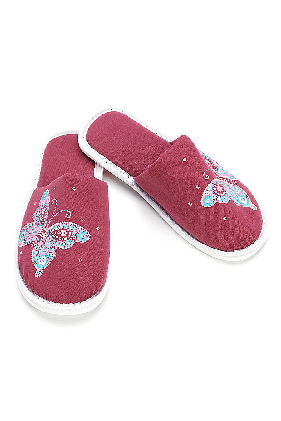 Тапочки для женщин CLEVER 176003 купить оптом от производителя. Совместная покупка женской одежды в OptMoyo