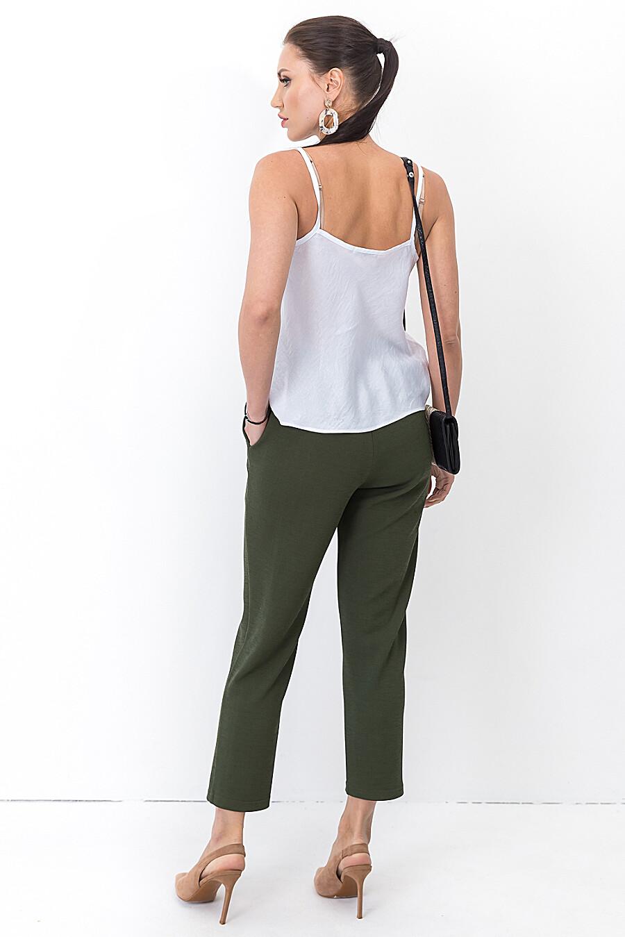 Брюки для женщин LADY TAIGA 176054 купить оптом от производителя. Совместная покупка женской одежды в OptMoyo