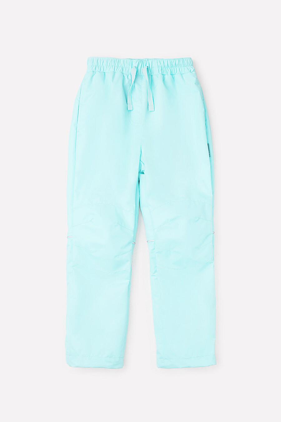 Брюки для девочек CROCKID 176083 купить оптом от производителя. Совместная покупка детской одежды в OptMoyo