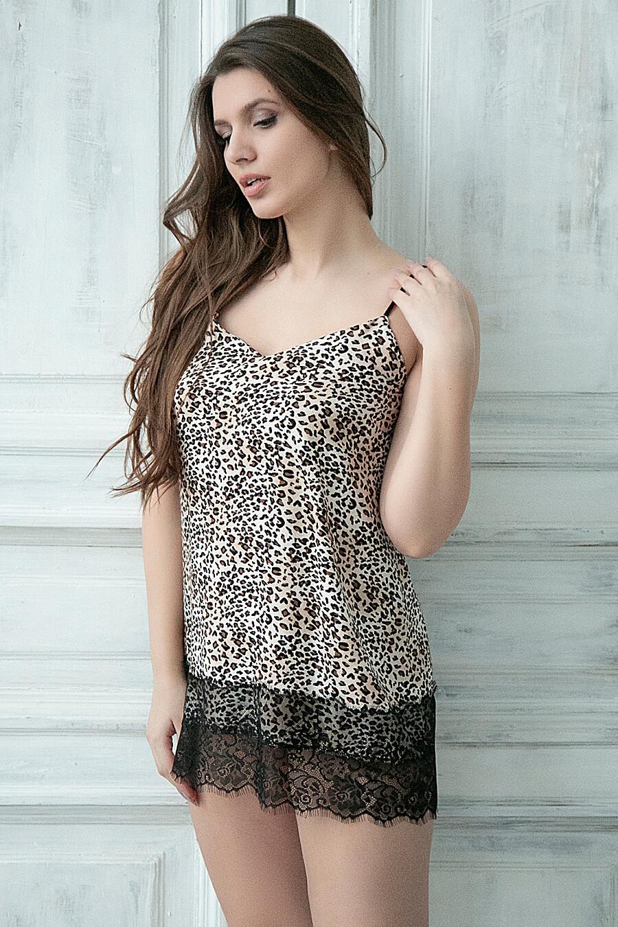 Сорочка для женщин BELLUCHE 176122 купить оптом от производителя. Совместная покупка женской одежды в OptMoyo