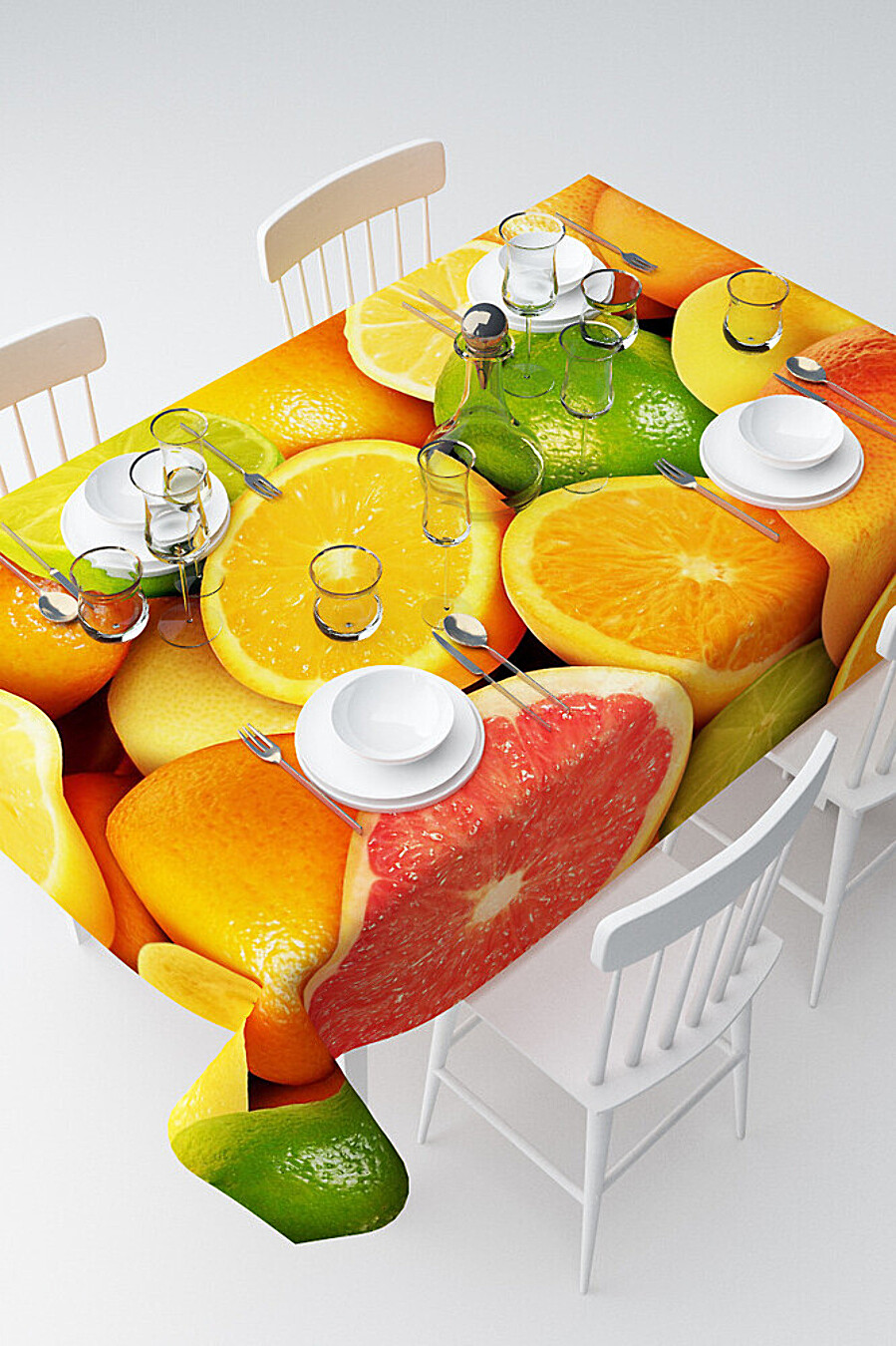 Скатерть с пропиткой для дома ART HOME TEXTILE 180088 купить оптом от производителя. Совместная покупка товаров для дома в OptMoyo