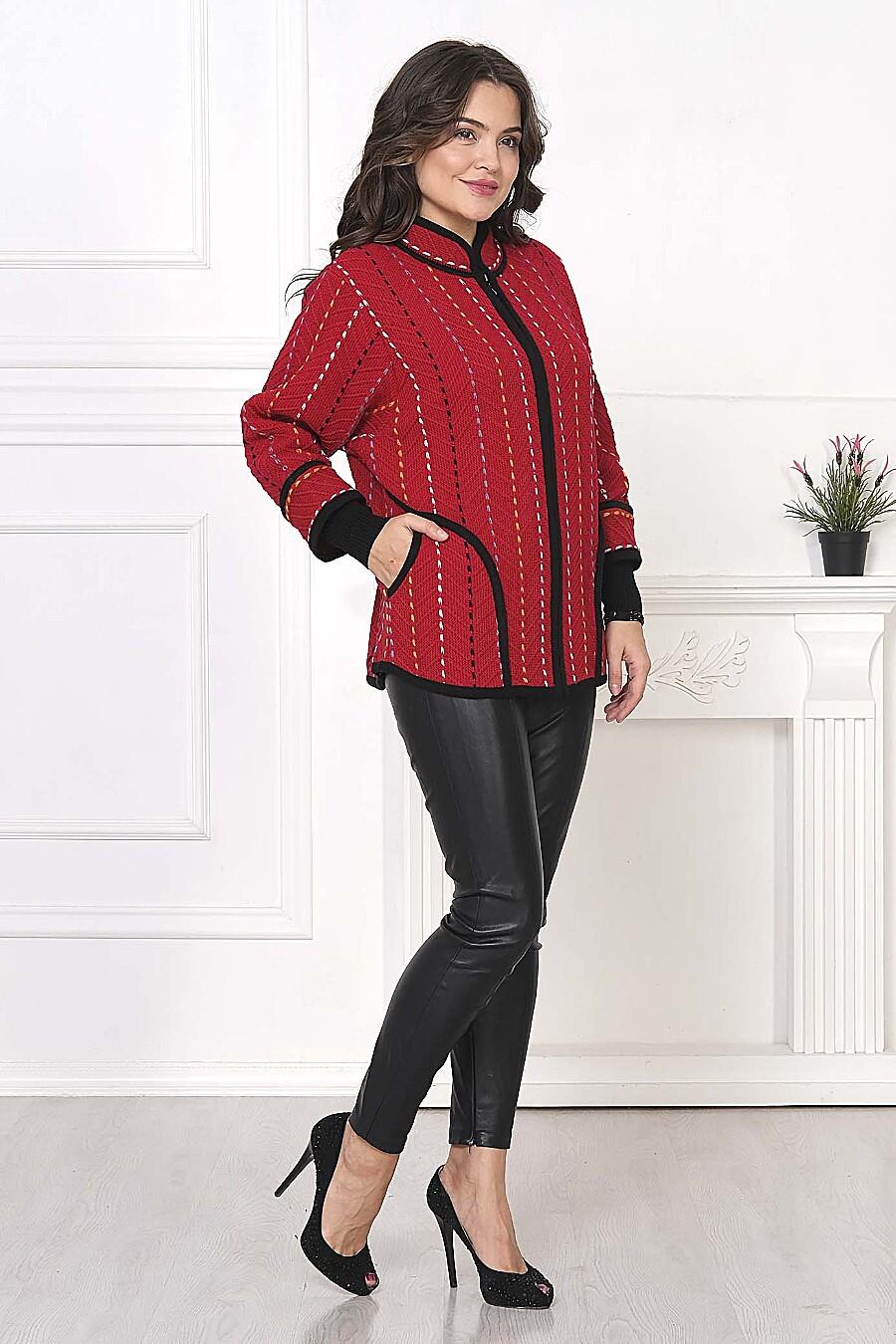 Жакет для женщин ANKOLI 184305 купить оптом от производителя. Совместная покупка женской одежды в OptMoyo