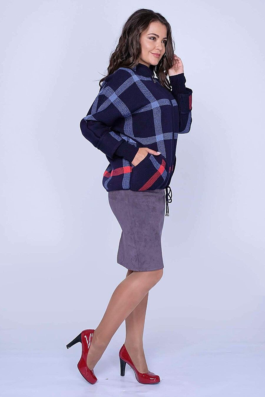 Жакет для женщин ANKOLI 184310 купить оптом от производителя. Совместная покупка женской одежды в OptMoyo