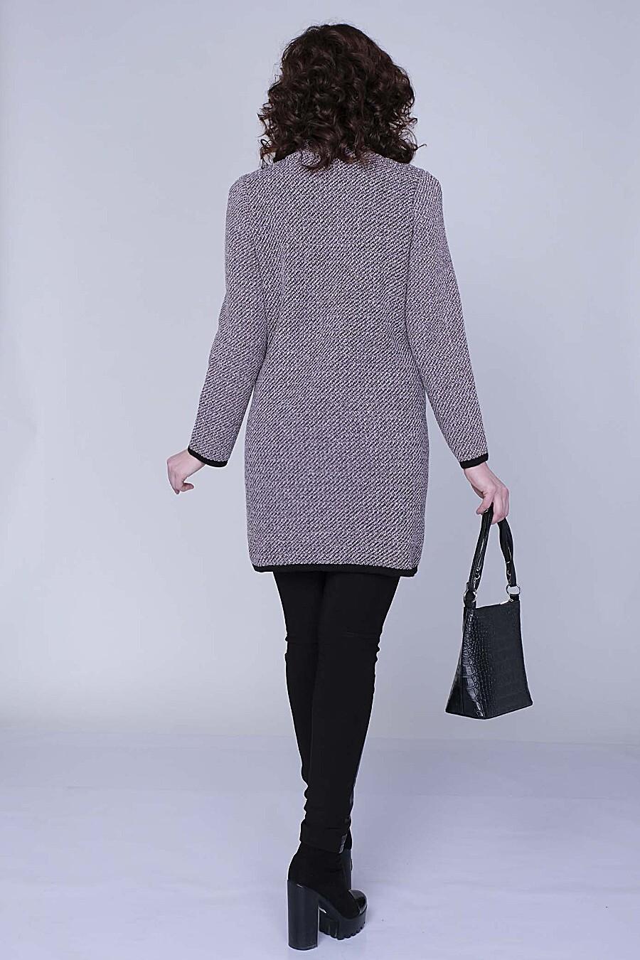 Кардиган для женщин ANKOLI 184356 купить оптом от производителя. Совместная покупка женской одежды в OptMoyo