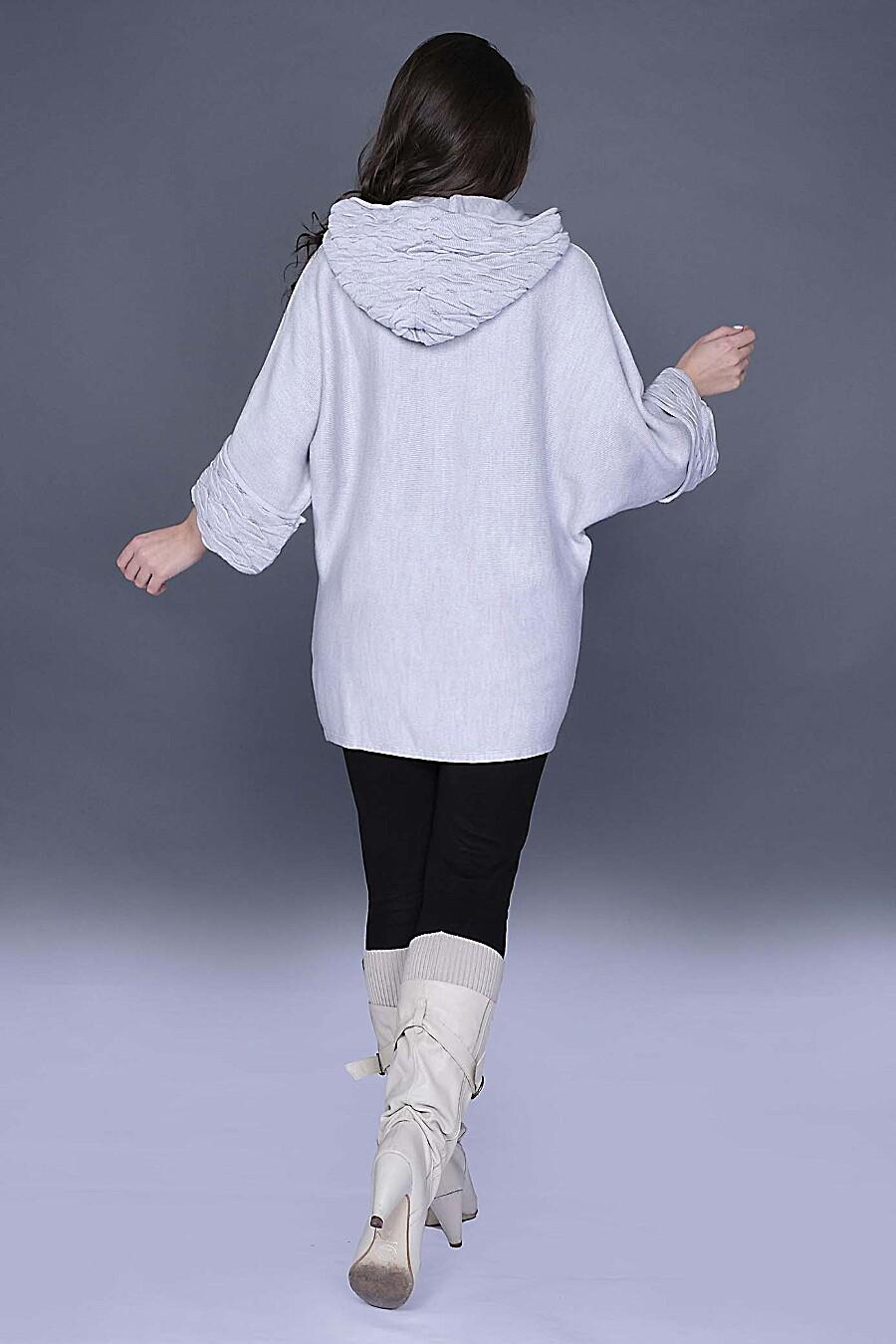 Кардиган для женщин ANKOLI 184362 купить оптом от производителя. Совместная покупка женской одежды в OptMoyo