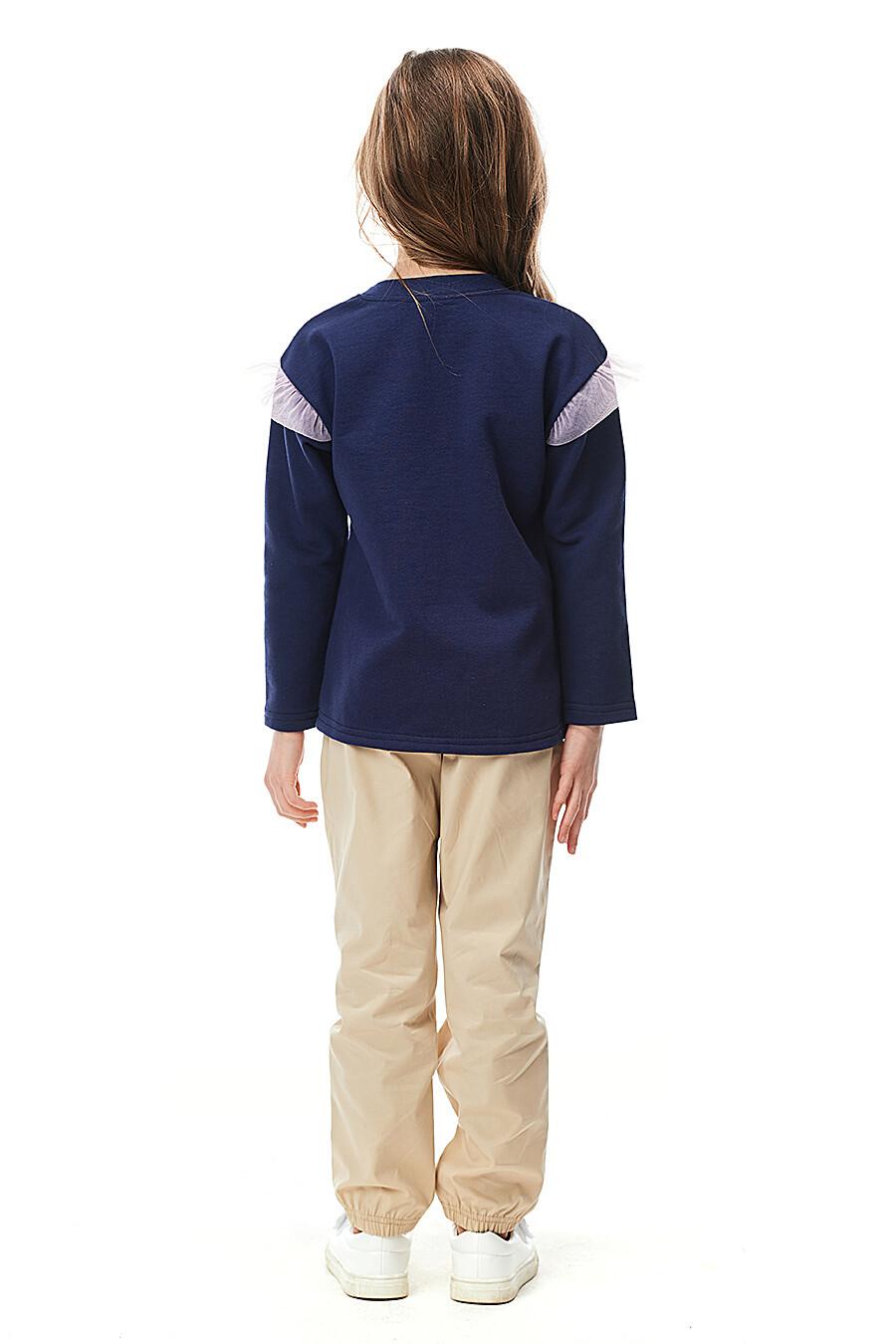 Брюки для девочек LUCKY CHILD 184427 купить оптом от производителя. Совместная покупка детской одежды в OptMoyo