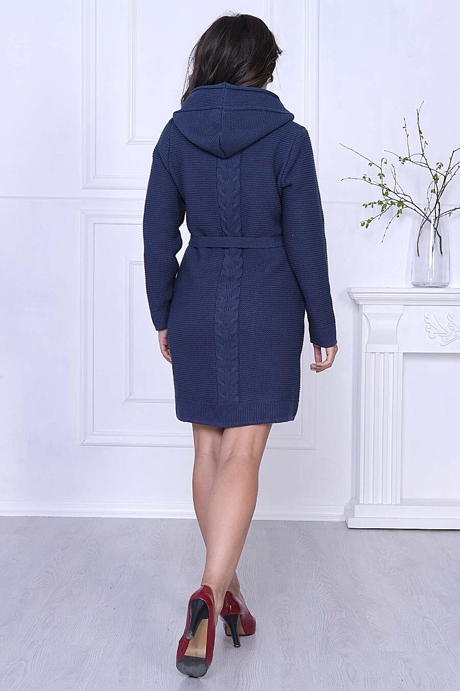 Кардиган для женщин ANKOLI 184445 купить оптом от производителя. Совместная покупка женской одежды в OptMoyo