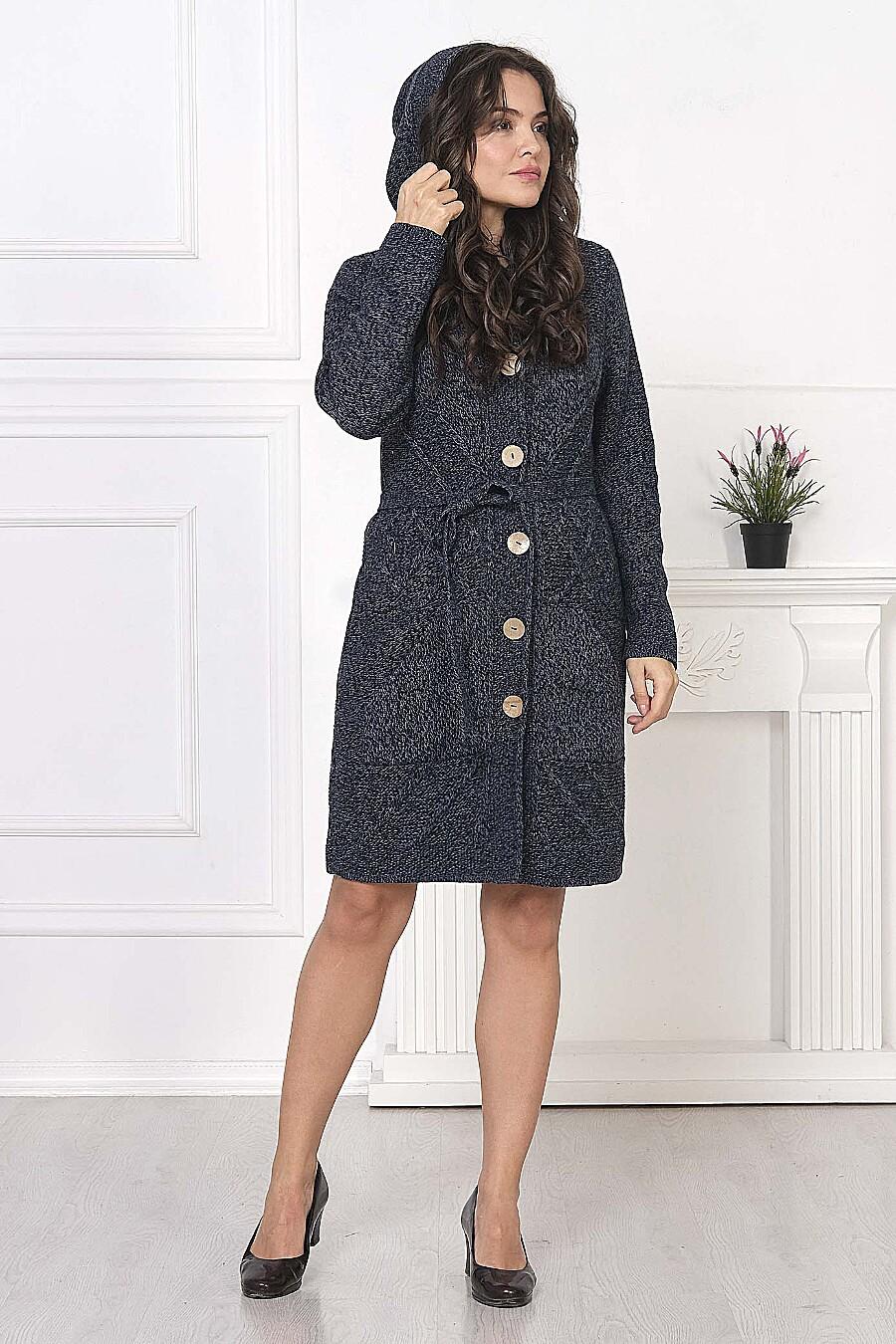 Кардиган для женщин ANKOLI 184464 купить оптом от производителя. Совместная покупка женской одежды в OptMoyo