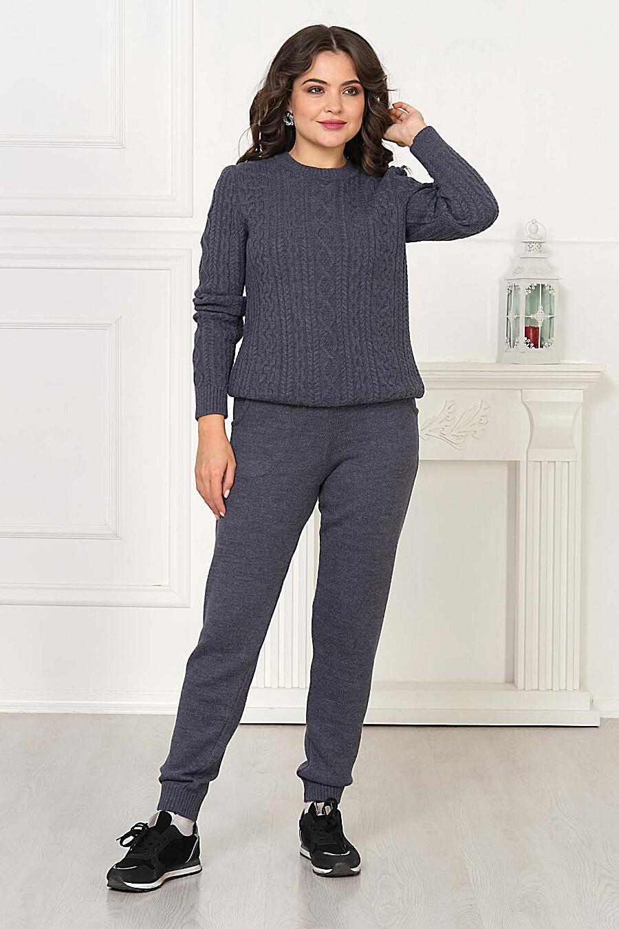 Джемпер для женщин ANKOLI 184466 купить оптом от производителя. Совместная покупка женской одежды в OptMoyo