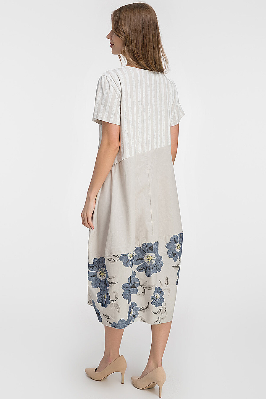 Платье для женщин MODALIME 184585 купить оптом от производителя. Совместная покупка женской одежды в OptMoyo