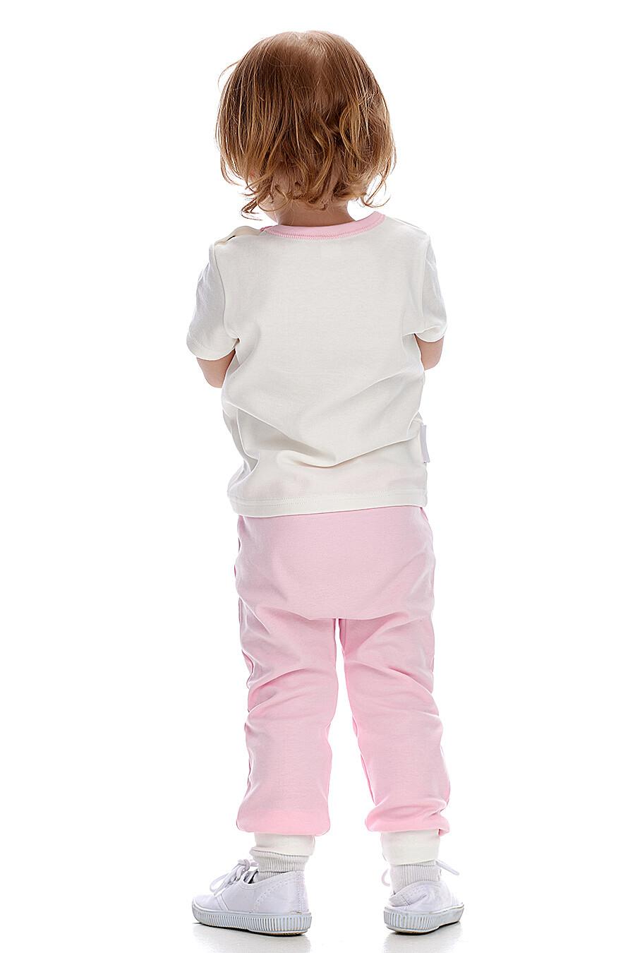 Футболка для девочек LUCKY CHILD 184776 купить оптом от производителя. Совместная покупка детской одежды в OptMoyo