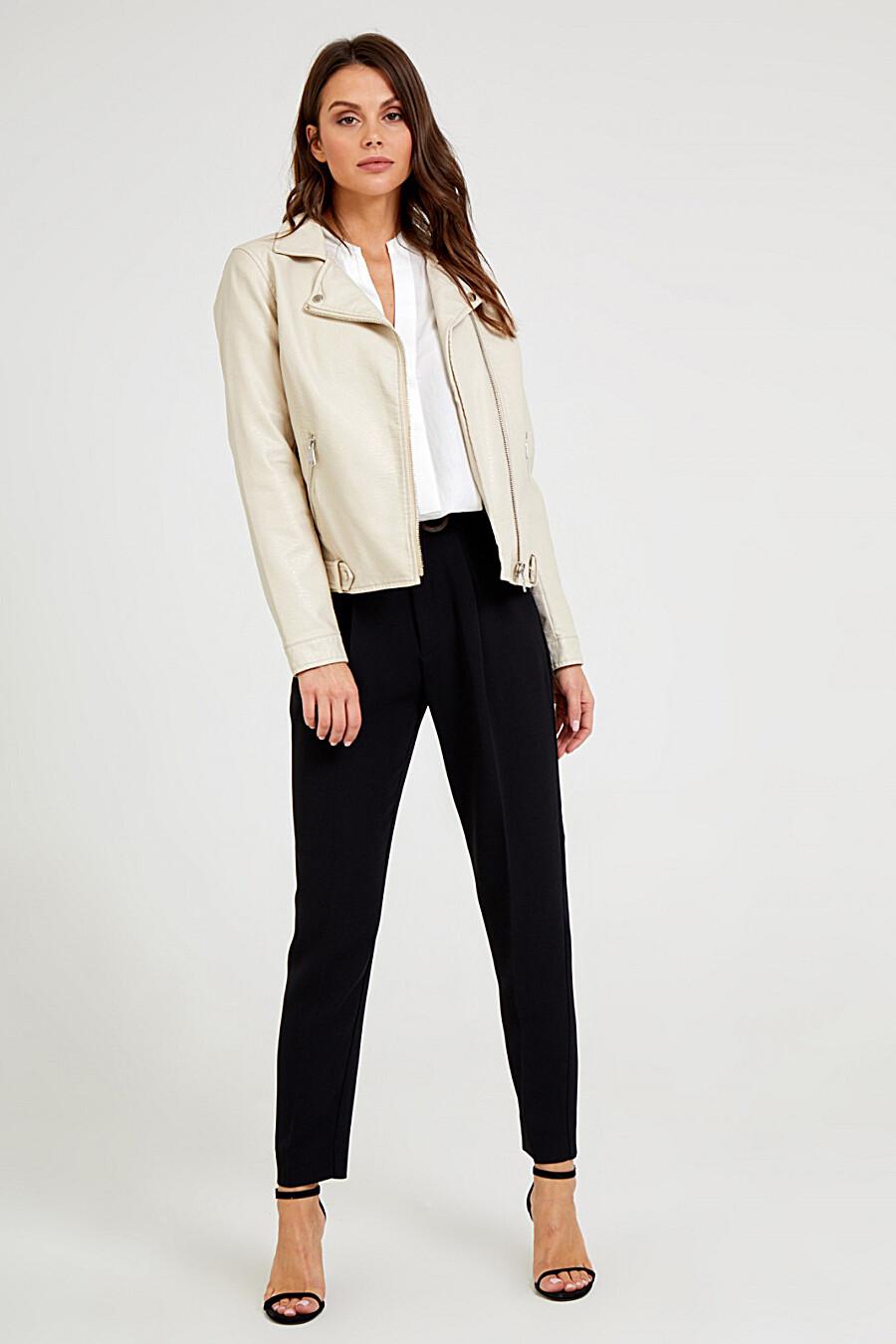 Куртка для женщин TOM FARR 184902 купить оптом от производителя. Совместная покупка женской одежды в OptMoyo