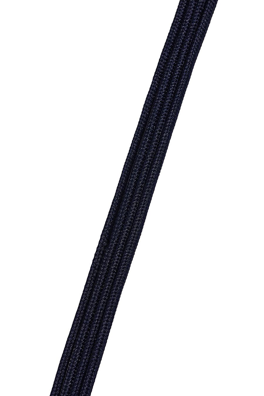 """Шнурки """"Удивительное путешествие"""",125 см для женщин Nothing Shop 204908 купить оптом от производителя. Совместная покупка женской одежды в OptMoyo"""